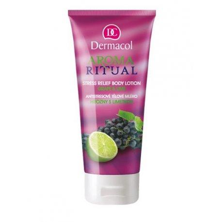 Dermacol Aroma Ritual Body Lotion Grape&Lime