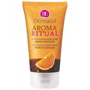 Dermacol Aroma Ritual Harmonizing Body Scrub Belgian Choc