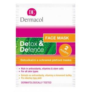 Dermacol Detox & Defence Face Mask