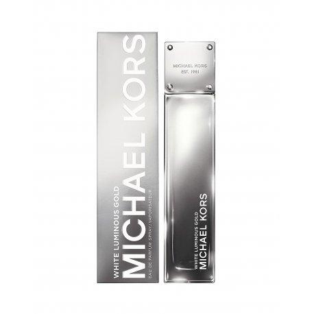 Michael Kors White Luminous Gold Women