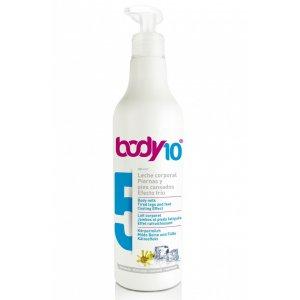 Diet Esthetic Body 10 Body Milk Tired Legs And Feet
