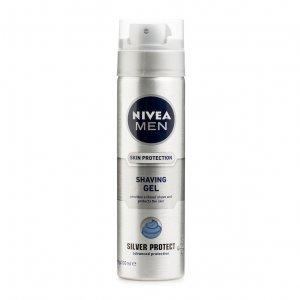 Nivea Men Silver Protect Shaving Gel