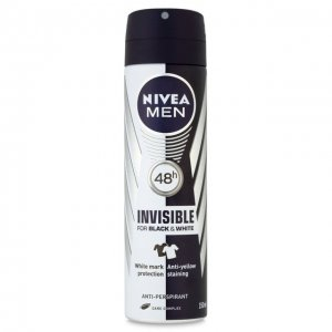 Nivea Men Invisible For Black & White 48h Antiperspirant