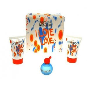 Moschino I Love Love Women (Set 2)