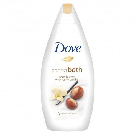 Dove Purely Pampering Caring Bath Shea Butter