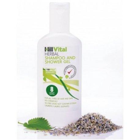 HillVital Sprchový gél a šampón