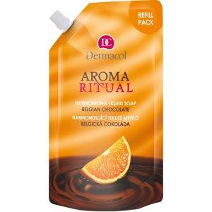 Dermacol Aroma Ritual Liquid Soap Belgian Chocolate (Náplň)