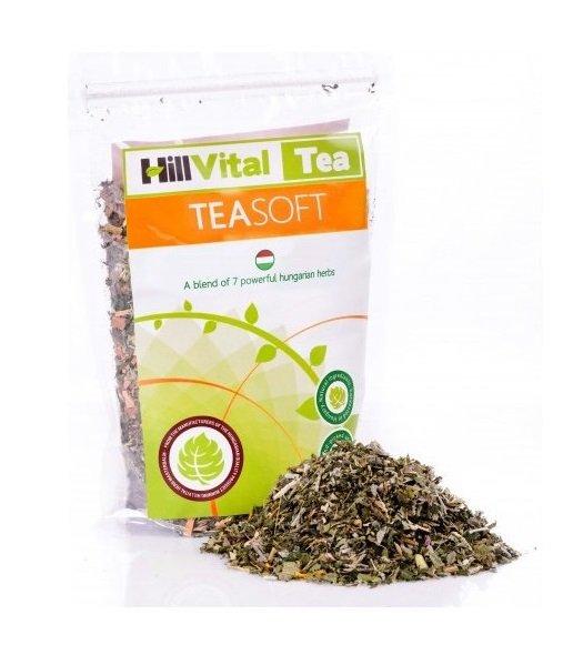 HillVital Čaj Soft