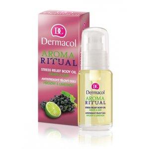 Dermacol Aroma Ritual Body Oil Grape&Lime