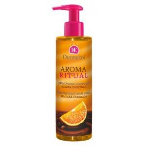Dermacol Aroma Ritual Liquid Soap Belgian Chocolate