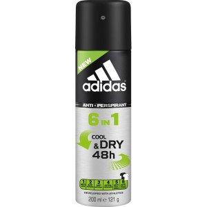 Adidas 6in1 Cool & Dry 48h Men (Antiperspirant)