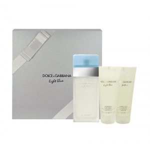 Dolce & Gabbana Light Blue Women (Set 2)
