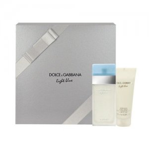 Dolce & Gabbana Light Blue Women (Set)