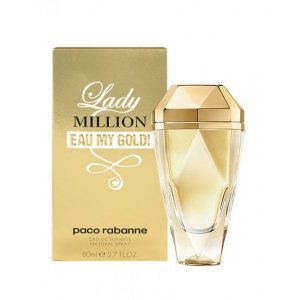 Paco Rabanne Lady Million Eau My Gold! Women
