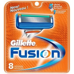 Gillette Fusion Men