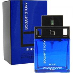 Jacques Bogart Story Blue Men