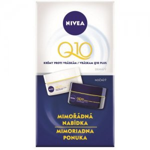 Nivea Q10 Plus Day Night Cream (Set)
