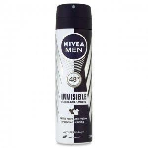 Nivea Men Invisible For Black & White 48h Antiperspirant