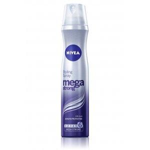 Nivea Mega Strong Styling Spray