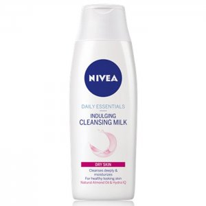 Nivea Indulging Cleansing Milk