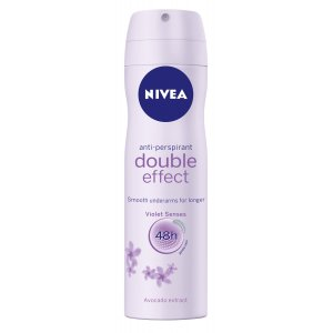 Nivea Double Effect Anti-perspirant Spray 48H