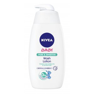 Nivea Baby Pure & Sensitive Wash Lotion