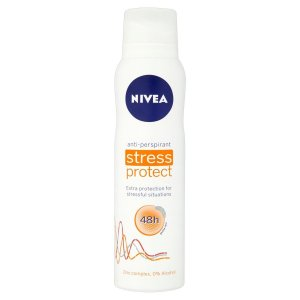 Nivea Stress Protect Anti-perspirant Spray 48H