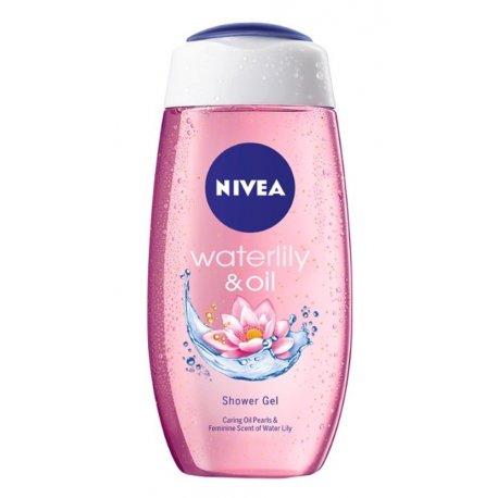 Nivea Waterlily & Oil Shower Gel