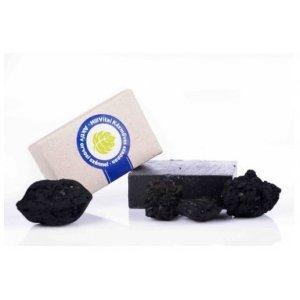HillVital mydlo s aktívnym lekárskym uhlím