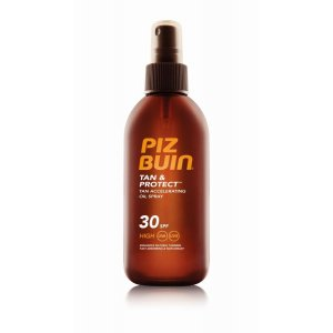 Piz Buin Tan & Protect Tan Accelerating Oil Spray SPF30