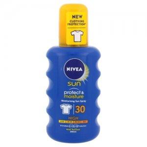 Nivea Sun Protect & Moisture Sun Spray SPF30