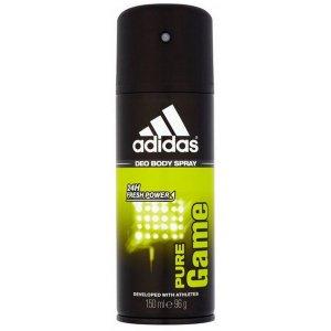 Adidas Pure Game 24H (Deo spray)