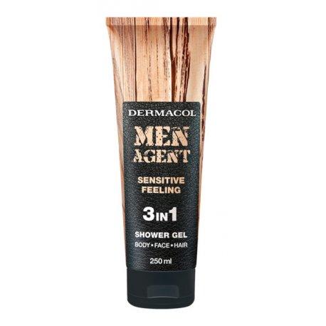 Dermacol Men agent shower gel sensitive feeling