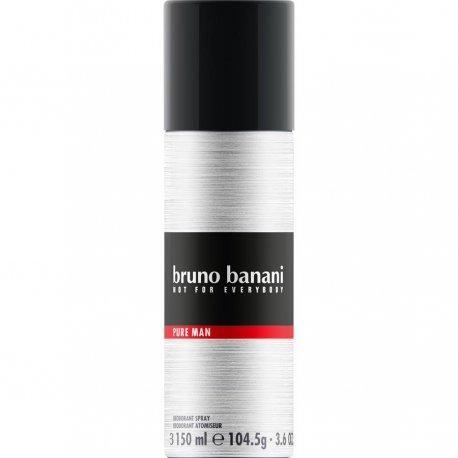 Bruno Banani Pure Man (Deodorant)