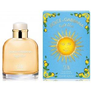 Dolce&Gabbana Light Blue Sun Pour Homme Men (EDT)