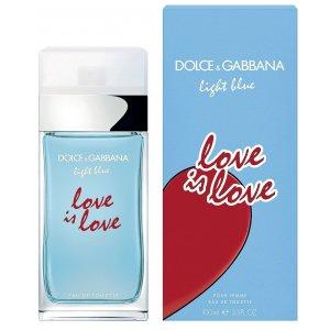Dolce&Gabbana Light Blue Love Is Love Women (EDT)