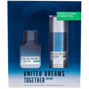 Benetton United Dreams Together Men (Set)