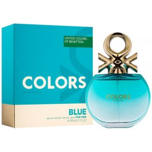 Benetton Colors de Benetton Blue Women (EDT)