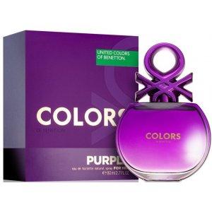 Benetton Colors de Benetton Purple Women (EDT)