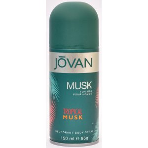 Jovan Tropical Musk Men (Deodorant)