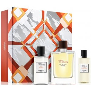 Hermes Terre d´Hermès Eau Intense Vétiver Men (Set)