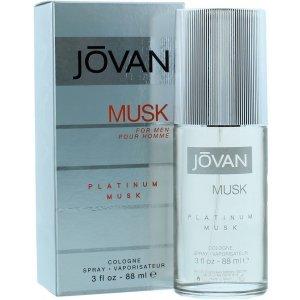 Jovan Musk Platinum Musk Men (EDC)