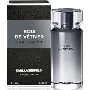 Karl Lagerfeld Les Parfums Matières Bois De Vétiver Men (EDT)