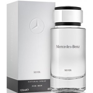 Mercedes-Benz Mercedes-Benz Silver Men (EDT)
