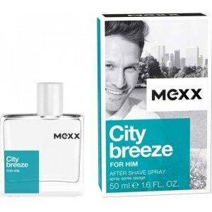 Mexx City Breeze For Him Men (After shave)