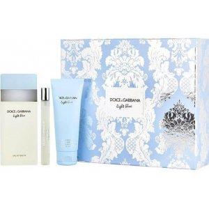 Dolce&Gabbana Light Blue Women (Set 4)